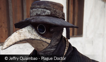 Jeffry Quiambao Plague Doctor