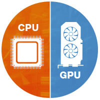 CPU / GPU Render Cloud